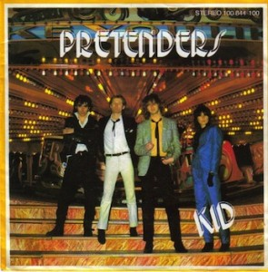 Pretenders Kid Single Cover 1979