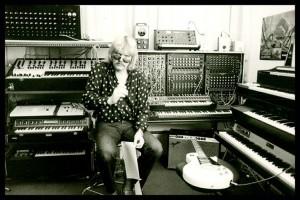 Edgar Froese Inner sleeve stuntman