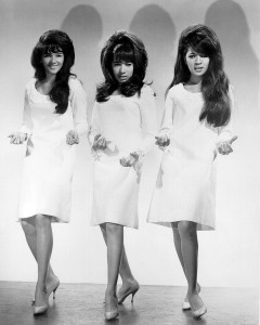 The Ronettes - 1966 - Nedra Talley:Veronica Bennett (Ronnie Spector):Estelle Bennett