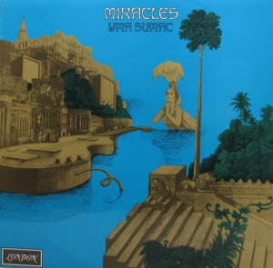 Yma Sumac Miracles Cover Art