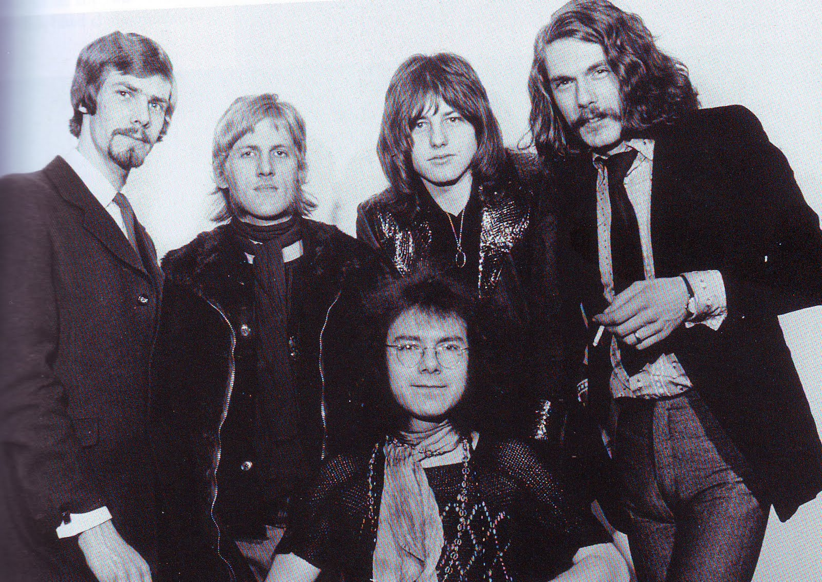 17 2 15 King Crimson Cat Food Top Of The Pops 1970