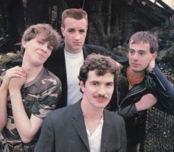 Teardrop Explodes 1981