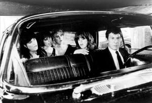 The Bangles with Leonard Nimoy 1984