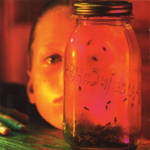 Alice In Chains - Jar Of Flies 1994 Cover Art