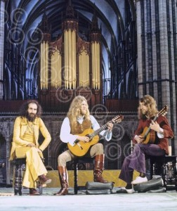 Amazing Blondel - Lincoln Cathedral - 1972
