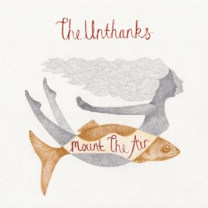 The Unthanks Mount The Air Cover Art 2015