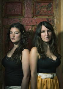 The-Unthanks-Rachel-and-Becky-Unthank-Portrait-by-Andy-Gallacher-medium-sized