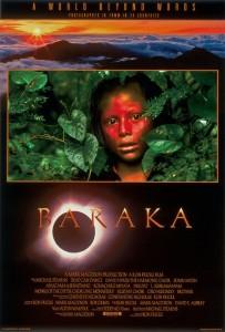 Baraka 1992 Poster