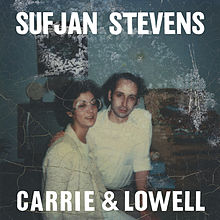 Sufjan Stevens Carrie & Lowell Album Cover 2015