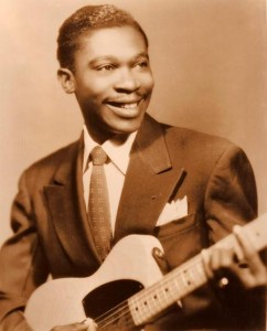 BB King with Telecaster