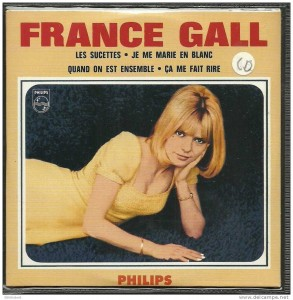 France Gall Les Sucettes 1966