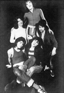 The Sensational Alex Harvey Band 1972