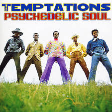 The Temptations Psychedelic Soul Pic
