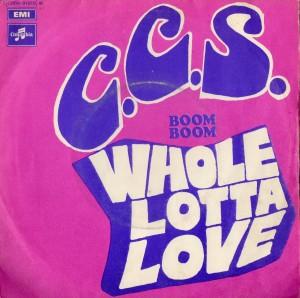 CCS - Whole Lotta Love - cover