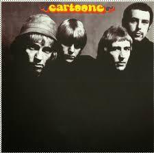 Cartoone album cover 1969