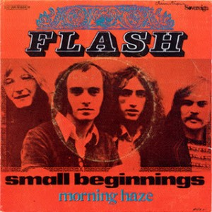 Flash Small Beginnings Sngle Cover