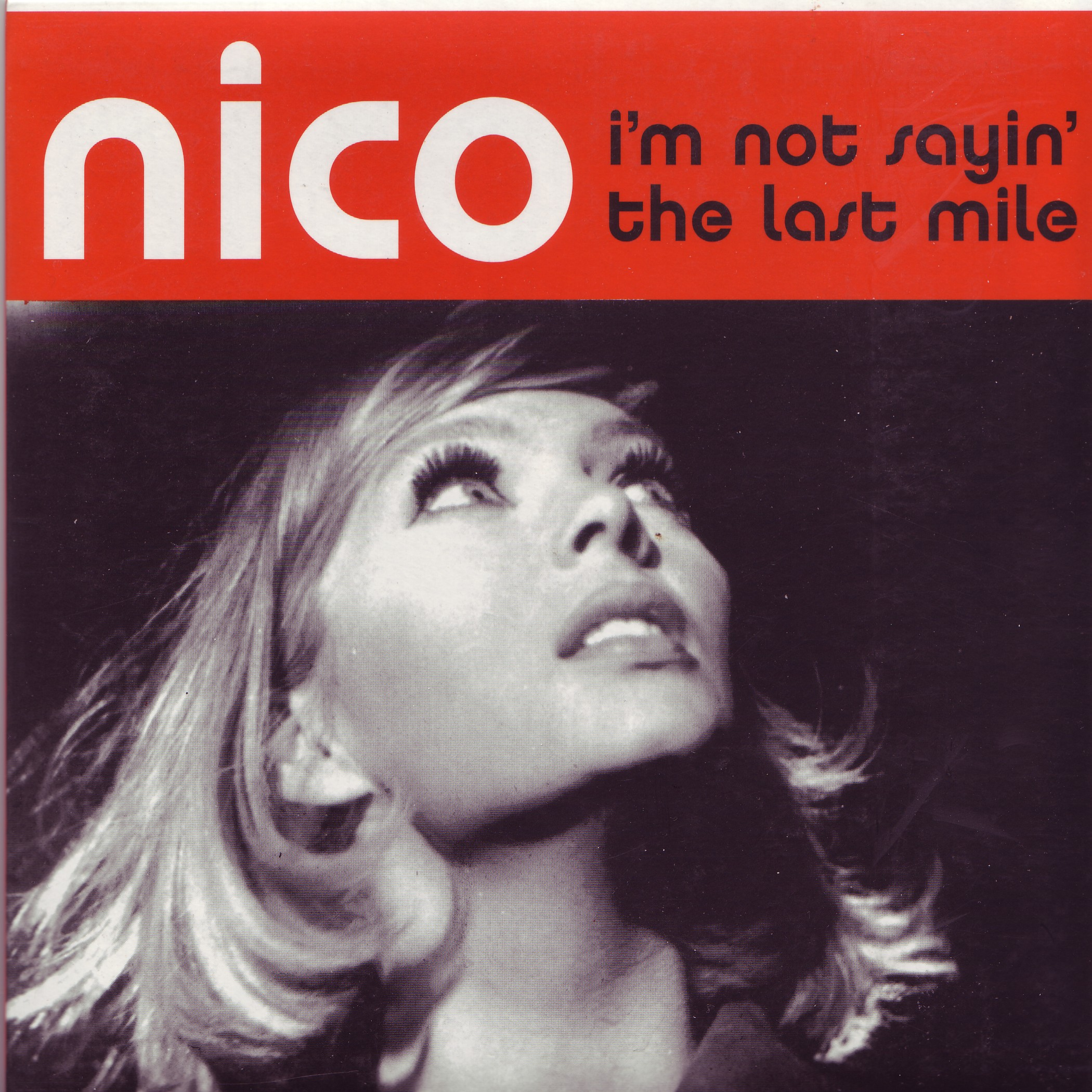 22/6/15 - Nico - I'm Not Sayin' - 1965 - In Deep Music Archive