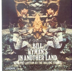 Rolling Stones In Another Land single cover 1967