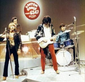The Yardbirds French TV 1968