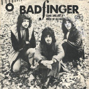 Badfinger Coame And Get It Us sleeve