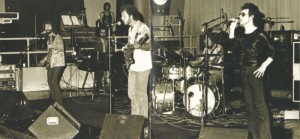 Baker Gurvitz Army Live In Derby B:W pic