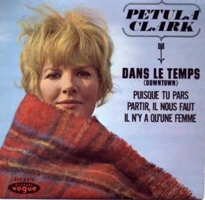 Pet Clark Partir Il Nous Faut French EP 1965
