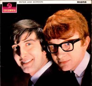 Peter And Gordon debut album cover