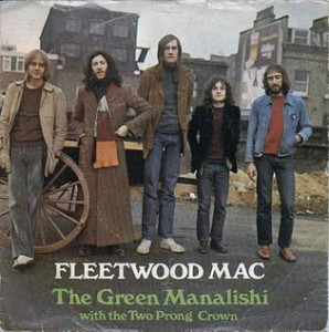 Fleetwood Mac -The Green Manalishi Cover Art 1970