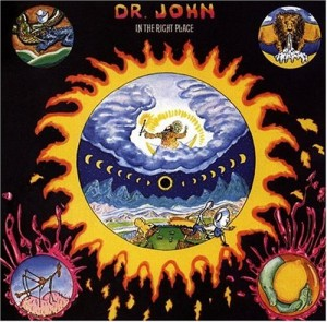 DR. John In The Right Place Album Cover 1973