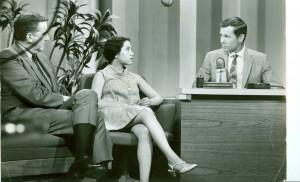 Janis Ian and Johnny Carson