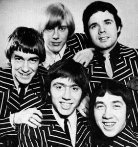Easybeats sixties B:W pic