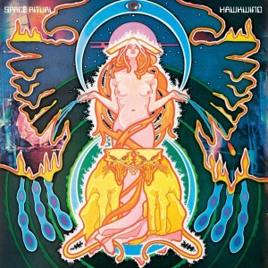 Hawkwind - Space Ritual - cover art - 1973