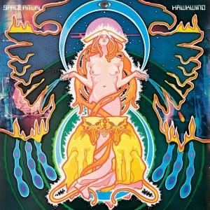 Hawkwind - Space Ritual - cover art - 1973