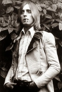 Mick Ronson 1974