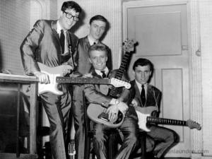The Shadows - 1960 - B:W