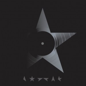 David Bowie - Blackstar Album Cover - 2015