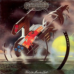 Hawkwind - Hall Of The Mountain Grill-1974 cover art