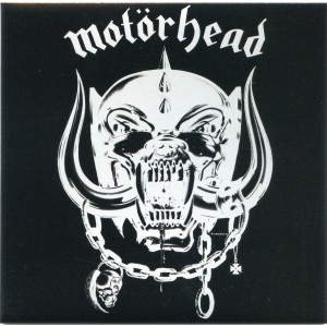 Motorhead first album cover