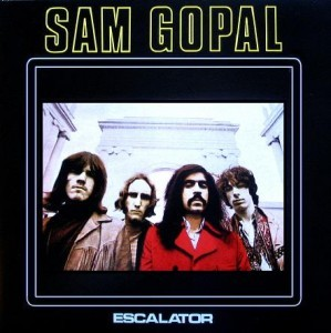 Sam Gopal - Escalator 1969 Album Cover