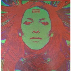 Annette Peacock, I'm The One 1972 - Cover Art