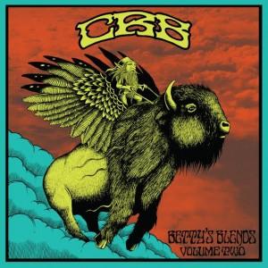 Chris Robinson Band Betty's Blend's Vol.2 - 2014 - Cover Art