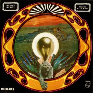 Harvey Mandel - Cristo Redentor - 1968 Cover Art