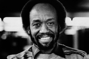 Maurice White - Black And White Pic