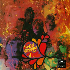 The Dream - Get Dreamy - 1967 - Cover Art