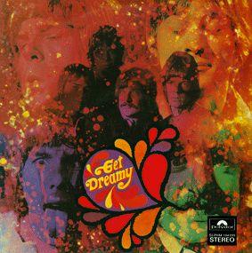 The Dream - Get Dreamy - 1967 - Cover Art