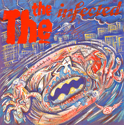 The The - Infected - 1986 - Cover Art