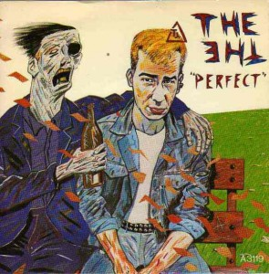 The The - Perfect - 1983 - Cover Art