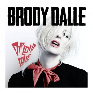 Brody Dalle - Diploid Love - Album Cover - 2014