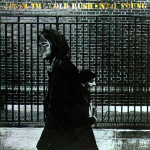 Neil Young - After The Gold Rush - Album Cover - 1970