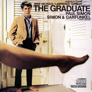 The Graduate Album cover 1967